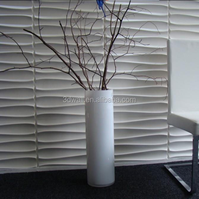 plant fiber lichtgewicht 3d badkamer wandbekleding panelen