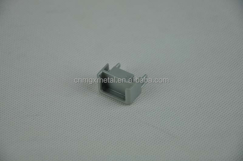 furniture square plastic tube cap