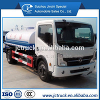 DongFeng 4x2 diesel 6 wheeler water tanker sprinkler truck used water truck for sale