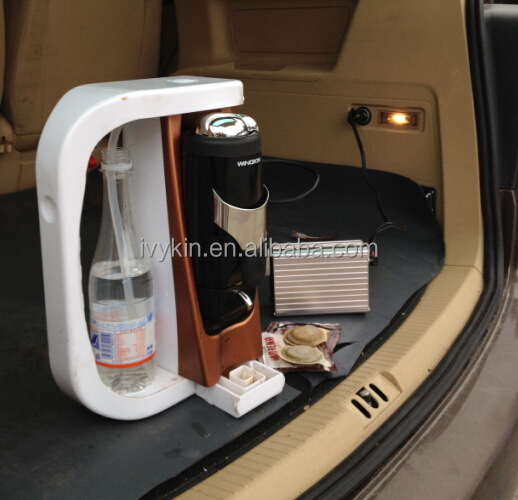 mini portable espresso 12 v voiture ese pod machine caf. Black Bedroom Furniture Sets. Home Design Ideas