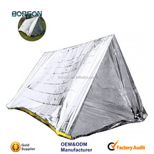 Reflecterende Materiaal Mylar Thermische Onderdak <span class=keywords><strong>Survival</strong></span> Shack Emergency <span class=keywords><strong>Survival</strong></span> Onderdak Emergency <span class=keywords><strong>Tent</strong></span>