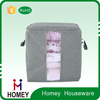 fabric storage bag box oversized folding laundry basket clothes quilt tote bag