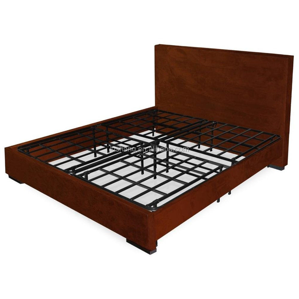 Sleep master elite platform metal bed frame mattress foundation queen buy sleep master elite Queen bed and mattress