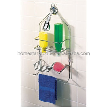 Handy Laundry Shower Caddy,Rust Proof,3 Tier Hanging Shower Caddy ...