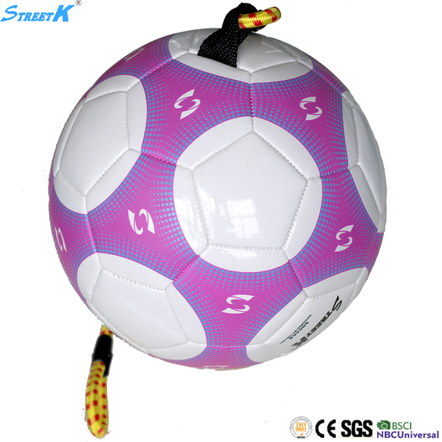 Streetk Brand Wholesale ball training football synthetic leather mini soccer ball football training equipment