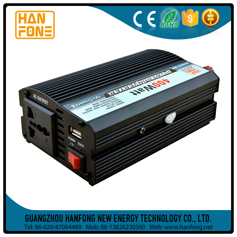 400w car inverter dc to ac,inverter 12v dc 240v ac,dc 12v 24v power inverter 400w