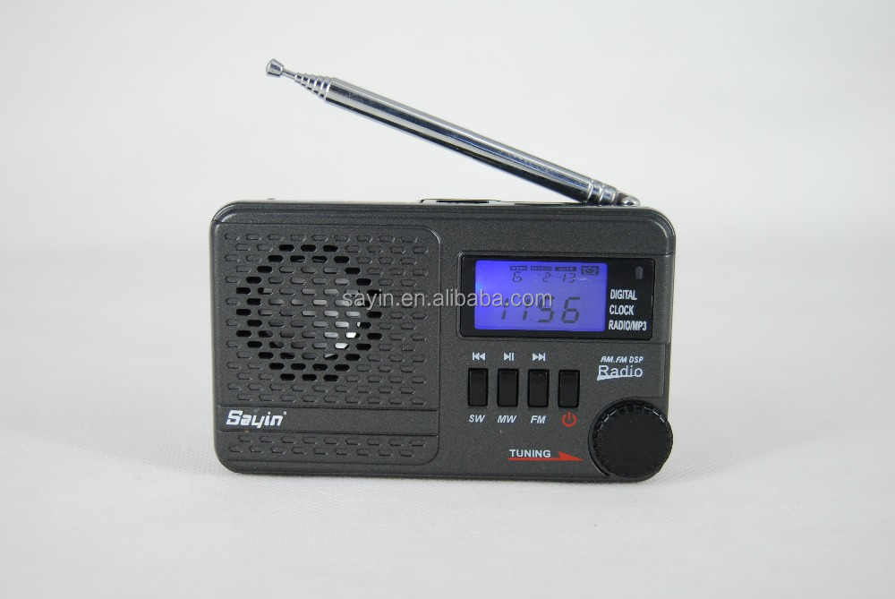 SY-1192 multi-purpose DSP Rádio com MP3