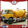 New 10m3 concrete mixer drum truck