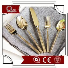 Tested Large Factory ITS Compliance Customized 18/0 metal Cutlery Set