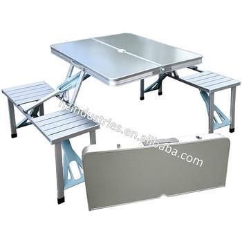 Picknick Tafel Aluminium.Aluminium Picknicktafel Hz Buy Aluminium Picknicktafel Outdoor