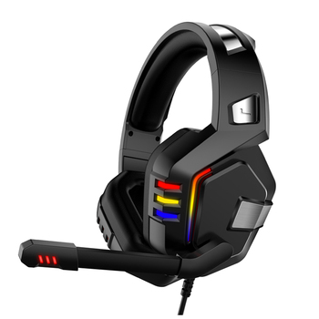 OEM new electronics 2019 rgb headset gaming 7.1 with microphone usb plug for computer