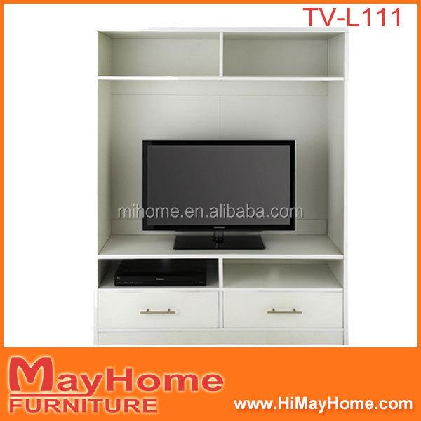 Modern Living Room Furniture Design Simple Lcd Wooden Tv Rack ...