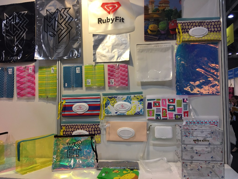 고품질 재활용 포장 PP 상자 명확한 플라스틱 접히는 상자