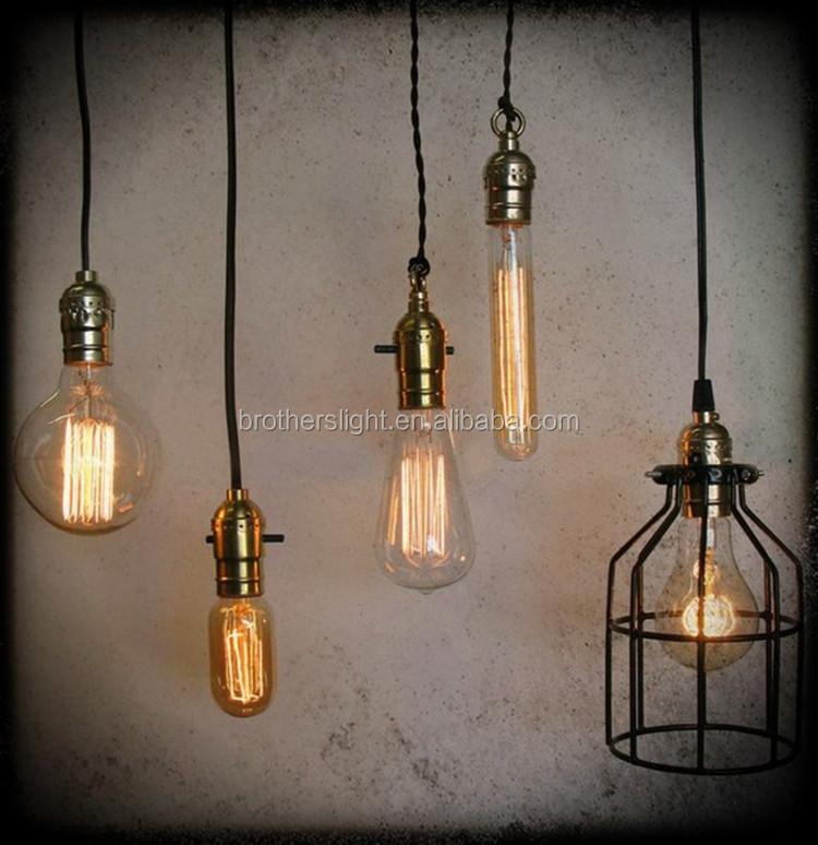 E27 Retro/vintage Incandescent Bulb Edison Light Bulbs