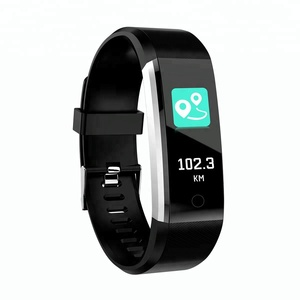 Upgraded version Movement Pedometer Heart rate healthy Activity Monitor sports silicone Intelligent smart bracelet