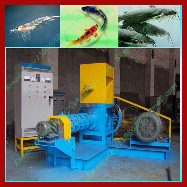 Flower horn fish farming equipment/fish feed making equipment