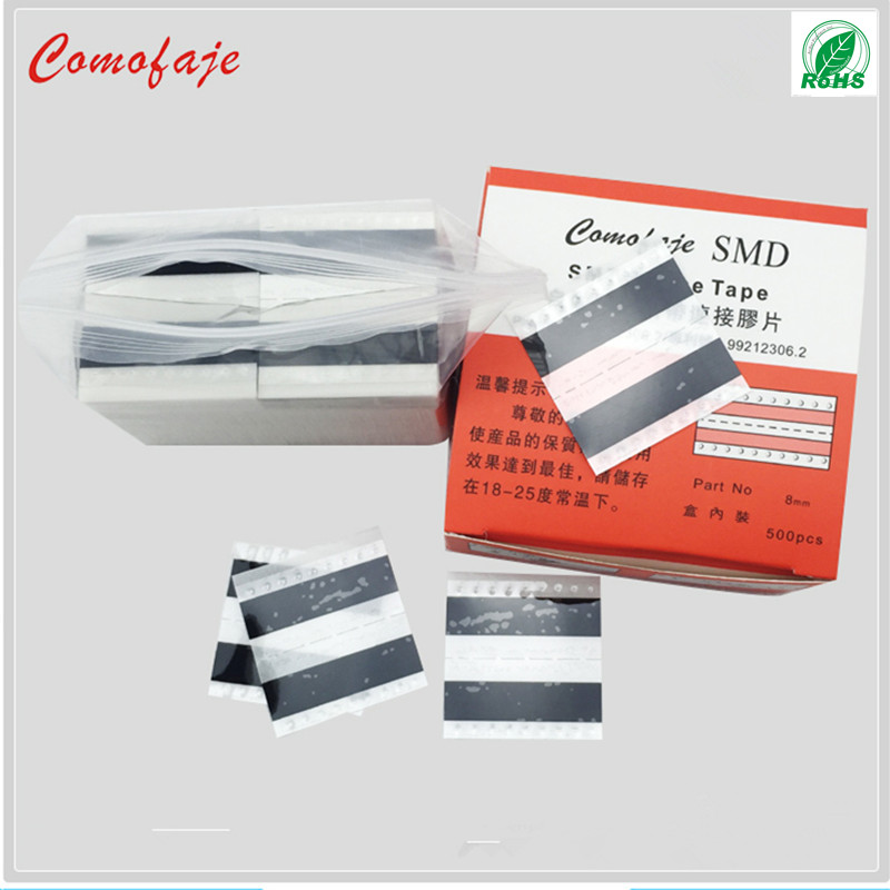 15 years manufacturer COMOFAJE 8mm- 32mm SMT double splice tape from china