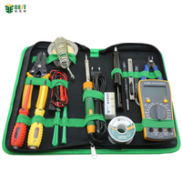 BST-113 Precision Professional Welding Soldering Iron Kits Opening Mobile Repair Household Multi-function Tool Kit Set