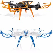 Cheap gift kids educational toy 2.4g 4-axis ufo aircraft quadcopter flying drones for sale