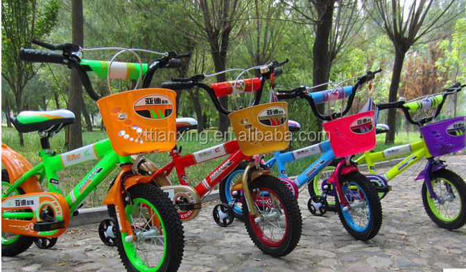 Wholesale Chinese Manufacturer Kids Bicycle Racing Bikes Children For 4 6 Years Old