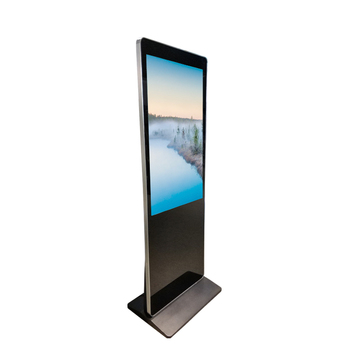 Premium Function Free Stand WiFi Network Ads Display
