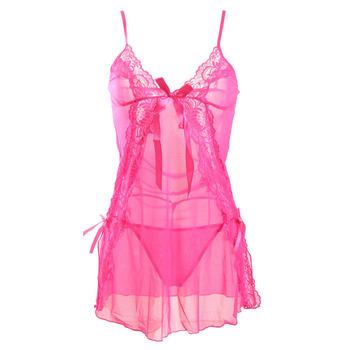 b1aefdfc1d0d Bonvatt Wholesale Hot Erotic Sleepwear Sexy Cheap Fashion Plus Size Lingerie  men and women matching underwear