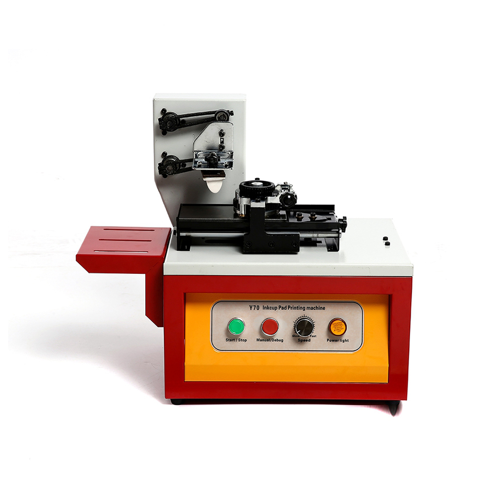 Professional Oil Cup Type Pad Printer,Ink Cup Pad Printing Machine - Buy  Ink Cup Pad Printing Machine,Oil Cup Type Pad Printer,Pad Printing Machine