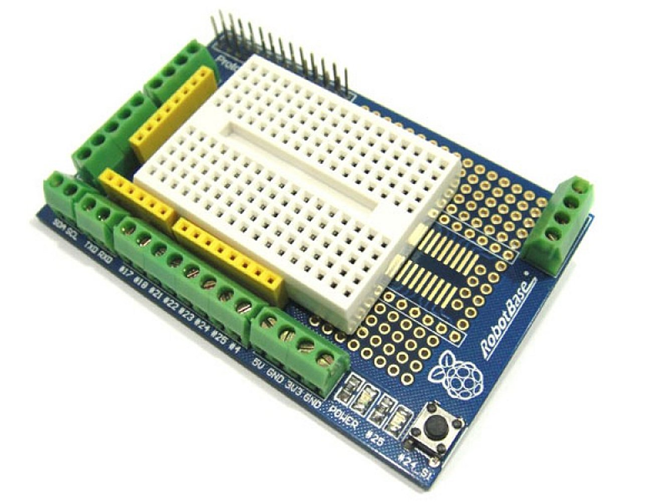 Cheap One Prototype Find Deals On Line At Alibabacom Mini Printed Circuit Board Breadboard Free Shipping Get Quotations Shield For Raspberry Pi Controller