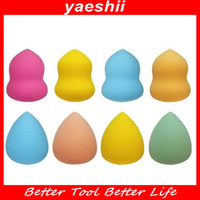 YAESHII Skin Care Lady Sponge Applicators Calabash Design Makeup Sponges Puff