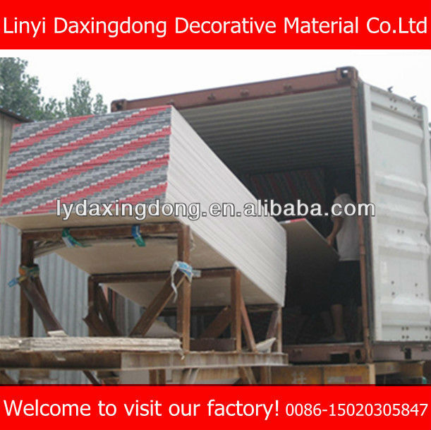 gypsum board/plasterboard sheet manufacturing plant
