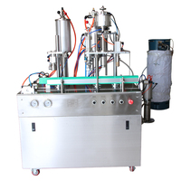 Vacuum Refrigerant Argon Cng Butane Lighter Cooking Lpg Gas Cylinder Filling Machine