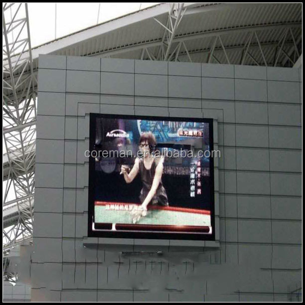 good image rgb p12.5 outdoor led display board video in alibaba / multi color outdoor rgb led board display p10 p12
