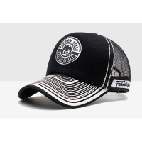 Wholesale High Quality 5 Panel Trucker Hats Design Your Own Logo Custom Plain Black Trucker Cap