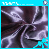 china supplier polyester twist satin fabric 75D*100D latest women dress design jacket lining