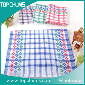 Custom printed cotton bulk kitchen towels made in india