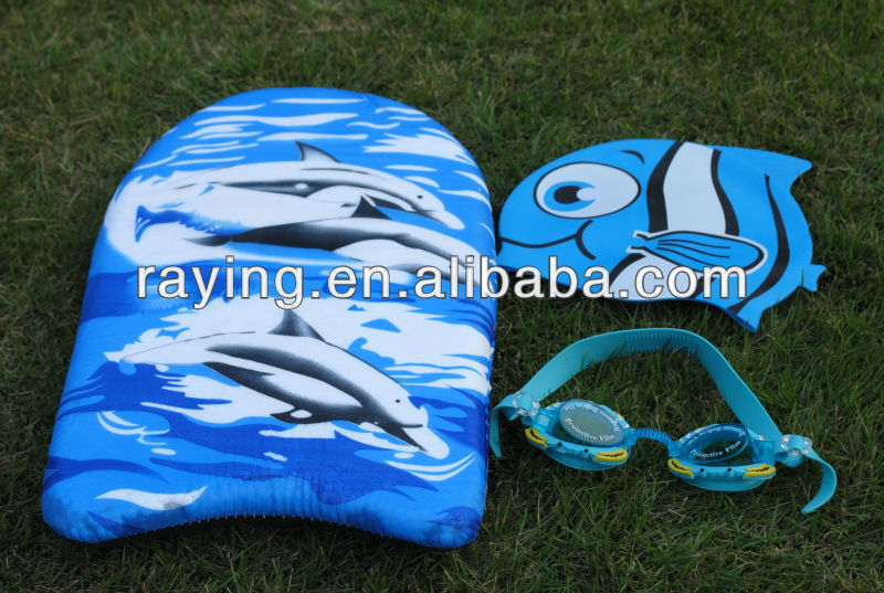 children swimming set