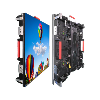 led advertising led video wall box flexible led screen display car screenTV led P3.91  display screen SMD 1921 video wall