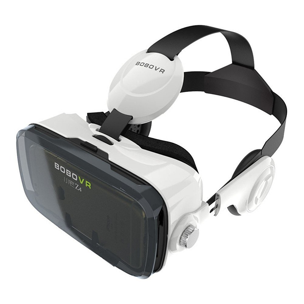 737bcce20ef8 Get Quotations · Toobur BOBO VR Z4 Virtual Reality 3D Glasses With  Headphone