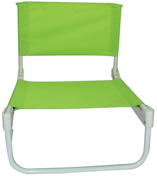 Lightweight Aluminum Folding Outdoor Sand Chair Low Beach