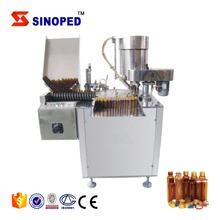 Automatic Glass Bottle and Plastic Bottle Filling Machine Oral Liquid Filling Machine