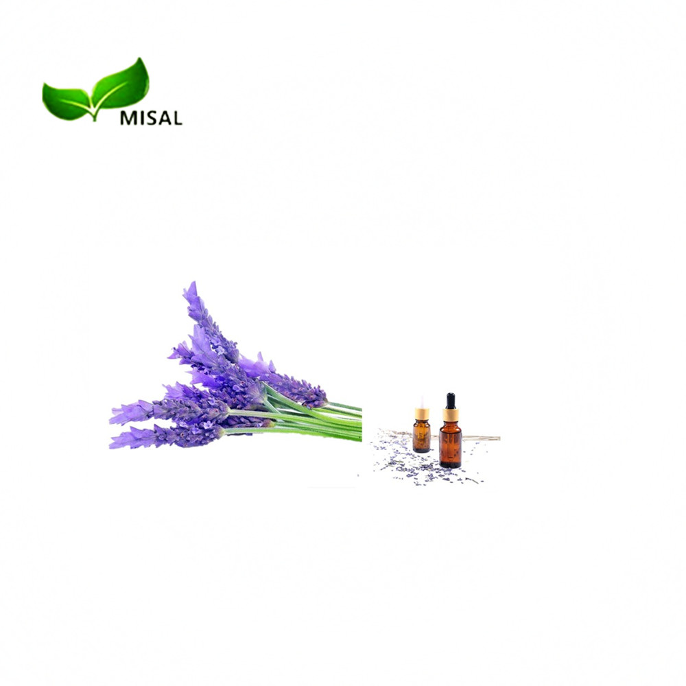 ธรรมชาติ 100% Organic Lavender Essential Oil