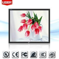 super mini 5inches professional lcd monitor with 640*480 resolution