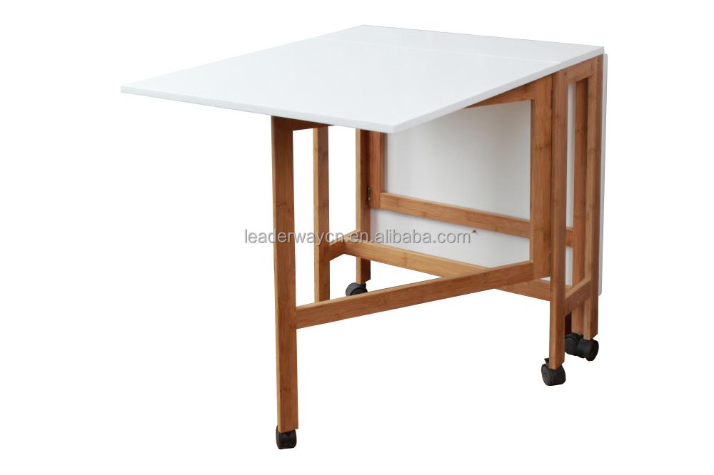 Nuovo Design Cucina Carrello Pieghevole/storage Carrello Da Cucina ...