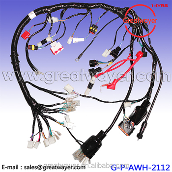 33 Pin Connector Suzuki Motorcycle Wire Harness_350x350 33 pin connector suzuki motorcycle wire harness export to iran buy
