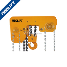China factory supply construction lifting equipment manual lever chain hoist and chain lever block