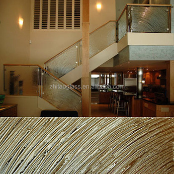 Indoor glass stair tread price portable balcony railings designs