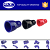 adjustable bus engine parts colored flexible polyester fabric industrial rubber hose
