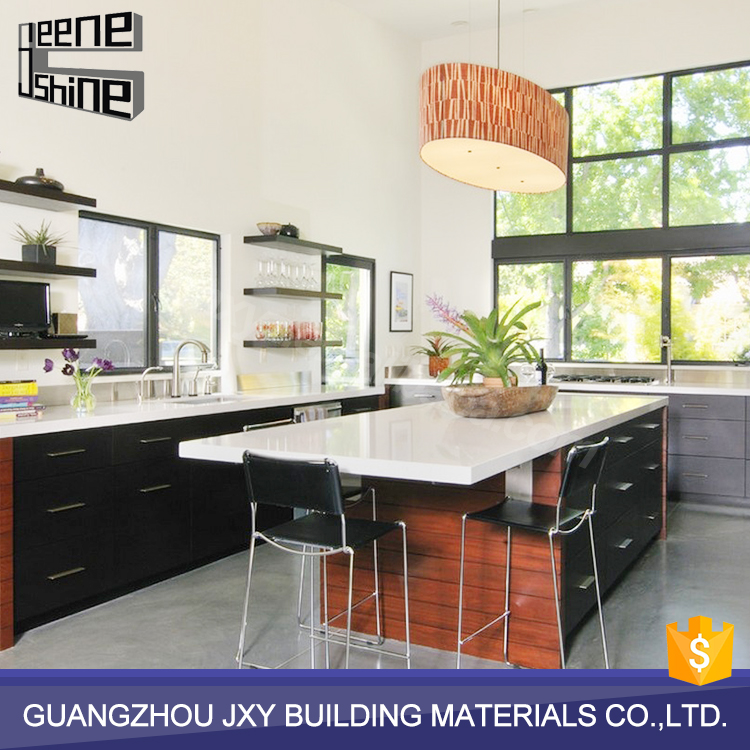 Melamine Faced Chipboard Kitchen Cabinets, Melamine Faced Chipboard Kitchen  Cabinets Suppliers And Manufacturers At Alibaba.com