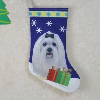 Alibaba Wholesale Blank Dog Christmas Stockings - Buy Blank ...