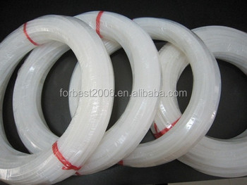 High temperature Teflon/virgin ptfe tube,6mm PTFE Tubing